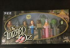 """Pez Limited Ed. Set """"The Wizard of Oz 70th Anniversary� Sealed"""