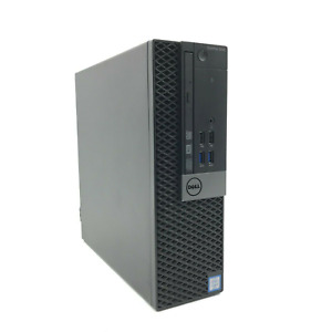 Dell Optiplex 3040 i3-6100 CPU @ 3.70GHz 4GB DDR3 500GB HDD