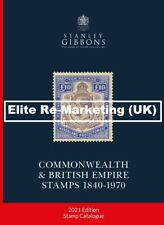 GB - 2021 Stanley Gibbons Commonwealth & British Empire Stamps Catalogue