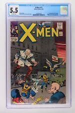 X-Men #11 - Marvel 1965 CGC 5.5 1st Appearance of the Stranger!