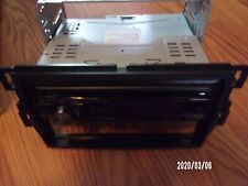 Kenwood Car Stereo Kdc Mp142 Am/Fm, Cd, Mp3 Receiver With metal frame For instal
