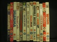13 x DVDS VARIOUS MIX UP MAINLY COMEDIES MALL COP ,LITTLE FOCKERS,GROWN UPS