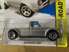 Hot Wheels Volkswagen Caddy HW Off-Road Silver