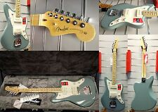Fender AMERICAN JAZZ MASTER PROFESSIONAL GNS MN | Sonic Grey | immediatamente disponibile