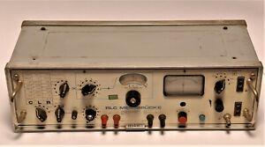 RLC Messbrücke TEL-MES TR-2152 Messung von Widerstand Induktivität Kapazität