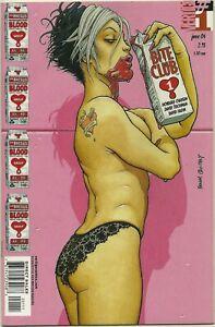 VERTIGO COMICS BITE CLUB #1! NM!