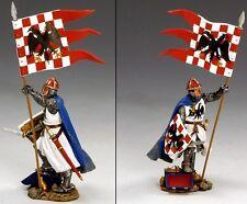 KING & COUNTRY MEDIEVAL KNIGHTS & SARACENS MK056 DUKE BORIS OF SAXONY MIB