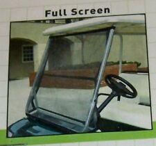 Full Screen Golf Cart Screen