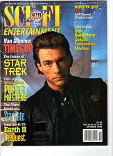 WoW! Sci-Fi Entertainment V1#3 Timecop! Earth II! SeaQuest! Puppet Masters!