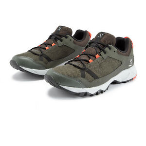 Haglofs Mens Trail Fuse Walking Shoes - Green Sports Outdoors Breathable