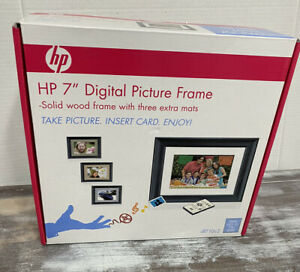 "Hp Picture Frame Digital HP DF710C2 7"" Digital Picture Frame"
