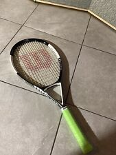New listing Wilson Ncode N6 Oversize 110 Tennis Racquet 4 3/8 Good