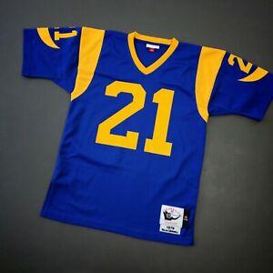 100% Authentic Nolan Cromwell Mitchell & Ness 1979 Rams Jersey Size 40 M Mens