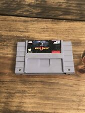 Mortal Kombat II 2 - SNES Super Nintendo Game - Tested Working Authentic!