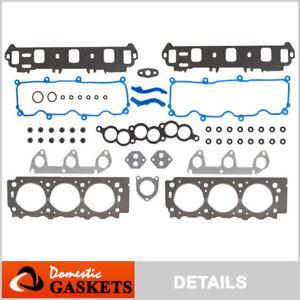 Fits 91-95 Ford Taurus Tempo Windstar Probe Mercury 3.0L OHV Head Gasket Set