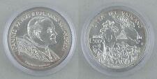 Vatikan / Vatican State 500 Lire 1996 Ag / Silber p269 st / bu