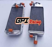 GPI Fit Suzuki RM125 RM 125 T/V 1996 1997 Aluminum  Radiator