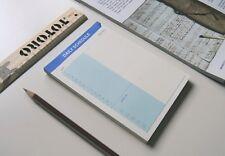 2 x Tagesplaner   Daily Planner   Abreißblöcke   Notizblöcke, 14x10 cm, 50 Bl.