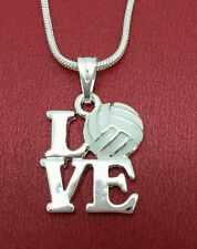 I Love Netball Necklace Show you love Netball New give one to the whole team