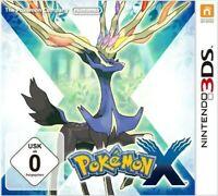 Nintendo 3DS Spiel - Pokemon X mit OVP
