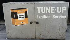 Vintage DELCO REMY Cabinet Display Dealership Part Bin 1930s ? RARE!!
