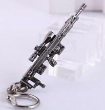 Cross Fire CF Sniper rifle Gun KeyRing M82A1 Miniature Weapon Model Keychain