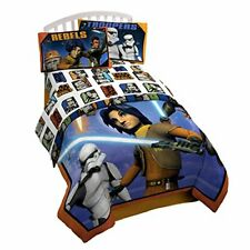 Star Wars Rebels 3 Piece Twin Sheet Set