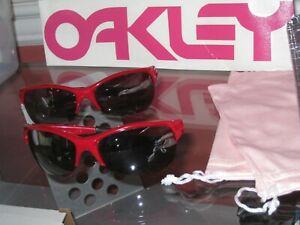Oakley Commit  Red Lipstick / G20 Black Iridium lens #03-789 Sunglasses