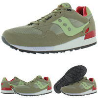 Saucony Mens Shadow 5000 Mesh Colorblock Trainers Sneakers Shoes BHFO 9963