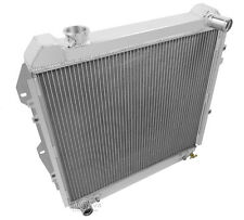 1988 -95 Toyota Pickup Truck, 4Runner (V6) 3 Row Champion RR Radiator CC50
