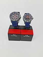 TW Steel RBH1 and RBH2, 2 Watches Red Bull Holden Father/Son Special RRP $378