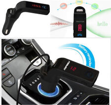 CA/Car Bluetooth Handsfree FM Transmitter Radio MP3 Player USB Charger AND AUX