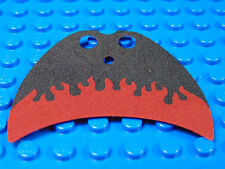 LEGO-MINIFIGURES SERIES [13]  X 1 CAPE BOTTOM FOR THE EVIL WIZARD FROM SERIES 13