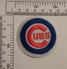 Chicago Cubs Iron On / Sew On Patch (One) - USA Seller