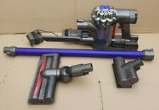 Dyson DC59 Handheld Cordless Vacuum Cleaner - Purple - In Good Working Order