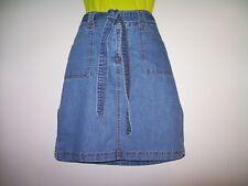 Women's BLUE THREADS Denim Skirt - Size 5