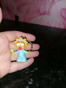 Vintage MAGGIE Simpson keyring from 1994 great condition and very rare