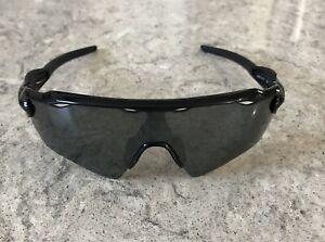 Oakley Radar  EV XS PATH OJ9001 0731 Black Iridium Polarized Sunglasses