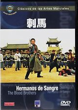 Clásicos de las Artes Marciales: HERMANOS DE SANGRE de Chang Cheh y Wu Ma DESCAT