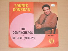 "Lonnie Donegan-the Comancheros - 7"" 45"