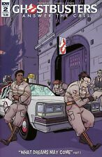 Ghostbusters: Answer The Call #2 Cover B IDW Comics 2018 Kelly Thompson