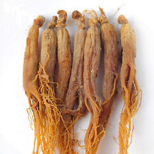1000Grams Changbai Mountain red ginseng Roots sugar-free Chinese Herbal 2.2lbs