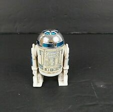 R2D2 Star Wars Figure 1977 GMFGI Droid Vintage Hong Kong Robot Action Head Click