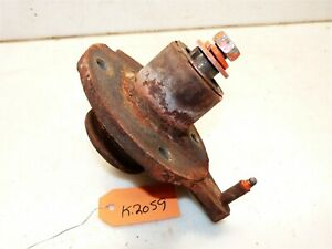 """Kubota G1900 Tractor RC54-G20 54"""" Mowing Deck Mandrel Assembly - right"""