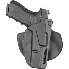 Safariland 7TS ALS Concealment Open Top Belt Holster, Black, Right Hand