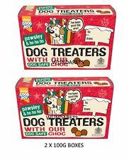 GoodBoy Pawsley & HO Dog Treaters Christmas Treats 100g