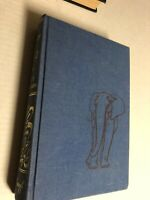 The Dynasty of Abu- Natural History of Elephants 1st USA EDT H/C Sanderson 1962