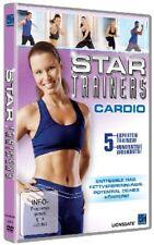 DVD - STAR TRAINERS - CARDIO . ENTFESSLE DAS FETTVERBRENNUNGSPOTENTIAL - NEU/OVP