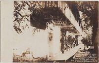 California Ca Real Photo RPPC Postcard SAN FRANCISCO Presidio c1910 Spain Mexico