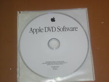 Apple DVD Software Installation CD Version 1.0, 1998, 691-2022A